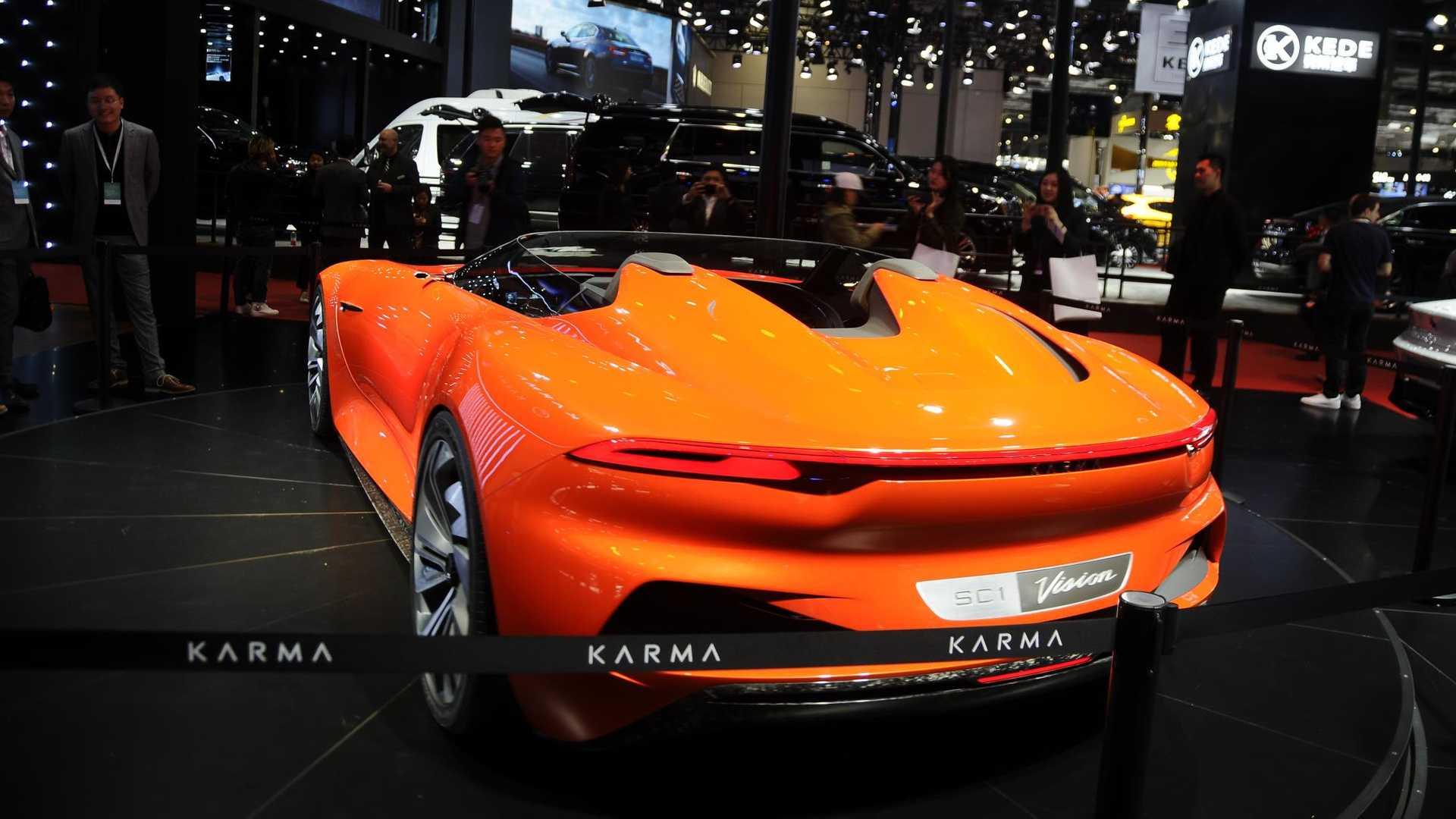 Karma SC1 Vision Concept Photos Videos 1920x1080
