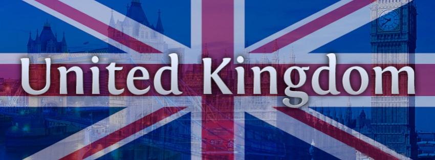 United Kingdom Flag Facebook Timeline desktop wallpapers and stock 850x313