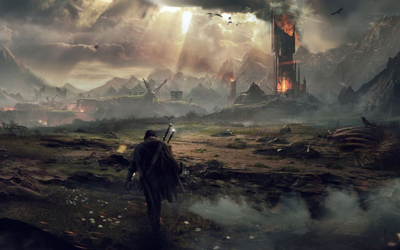 Middle earth   Shadow of Mordor wallpaper 18964 1280x800