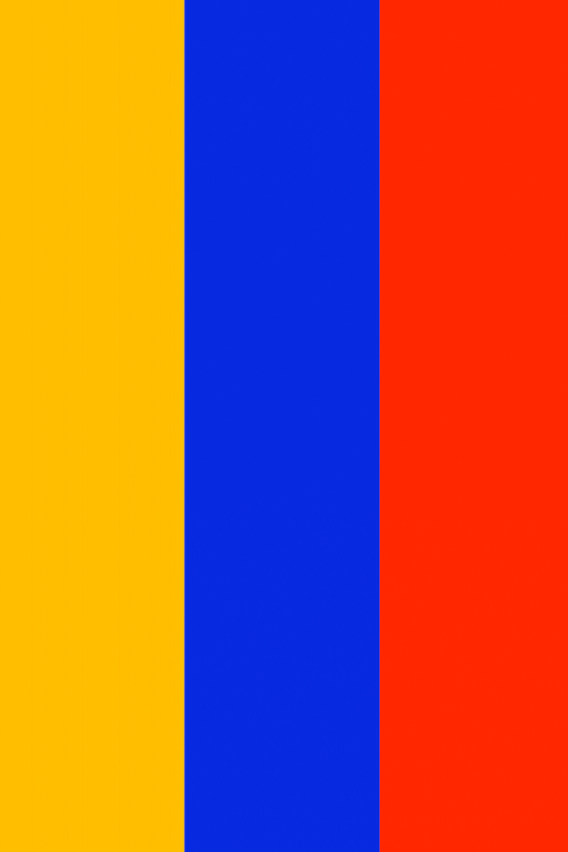 Armenia Flag iPhone Wallpaper HD 640x960