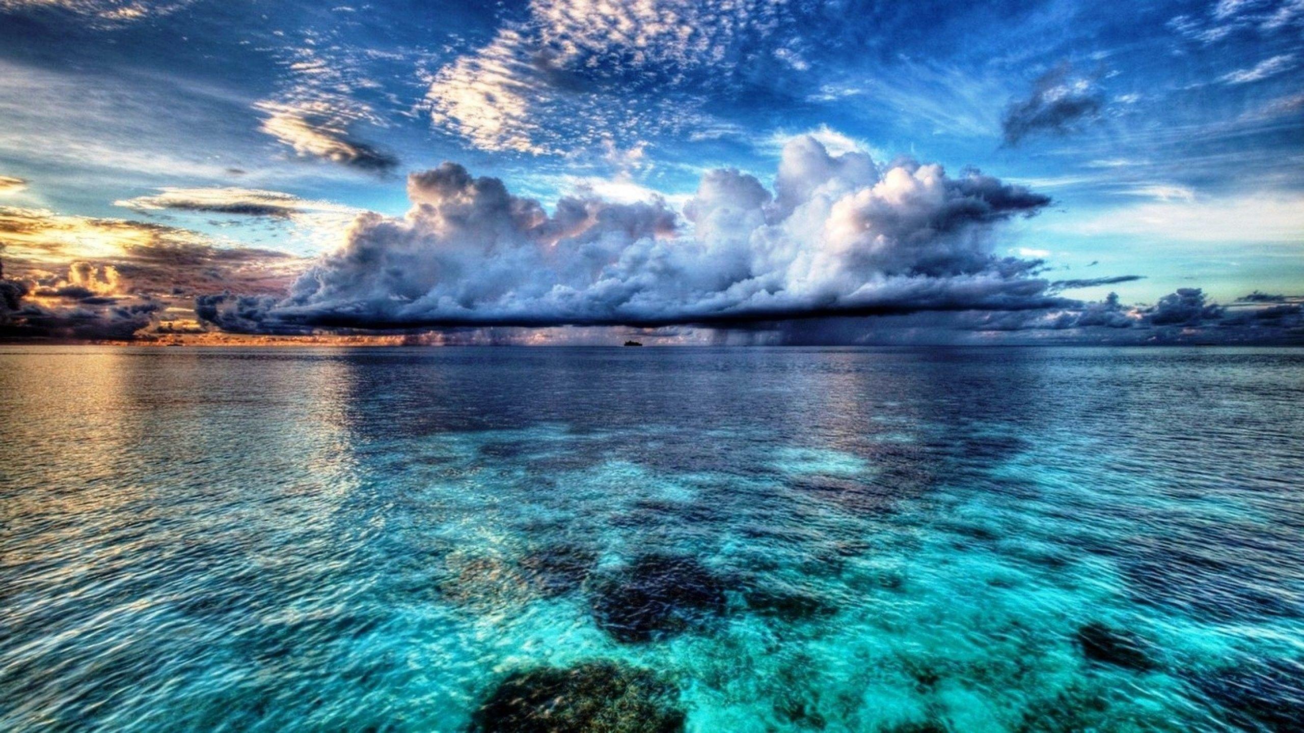 65 Ocean HD Desktop Wallpapers   Download at WallpaperBro 2560x1440