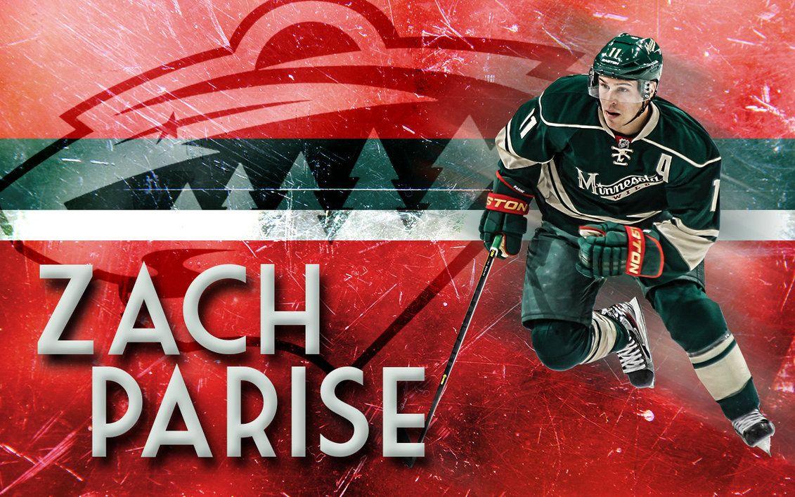 Zach Parise Wallpaper 2 by MeganL125 Zach Parise Wild hockey 1131x707