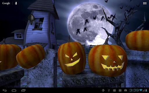 [50+] Live Halloween Wallpaper for Desktop on WallpaperSafari
