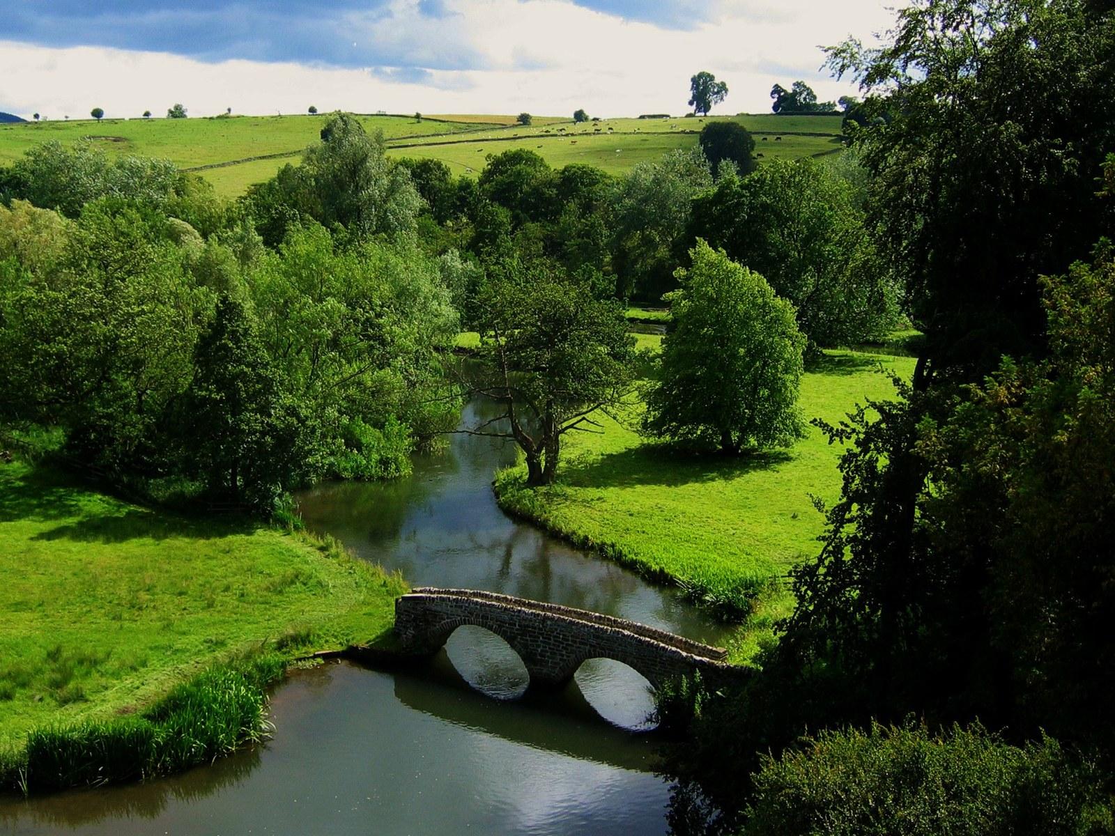 England Countryside   Wallpaper 18152 1600x1200