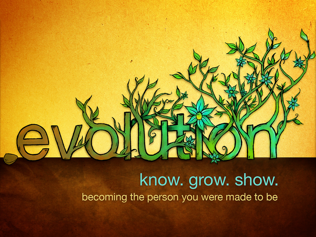 Evolution Wallpaper   Christian Wallpapers and Backgrounds 1024x768
