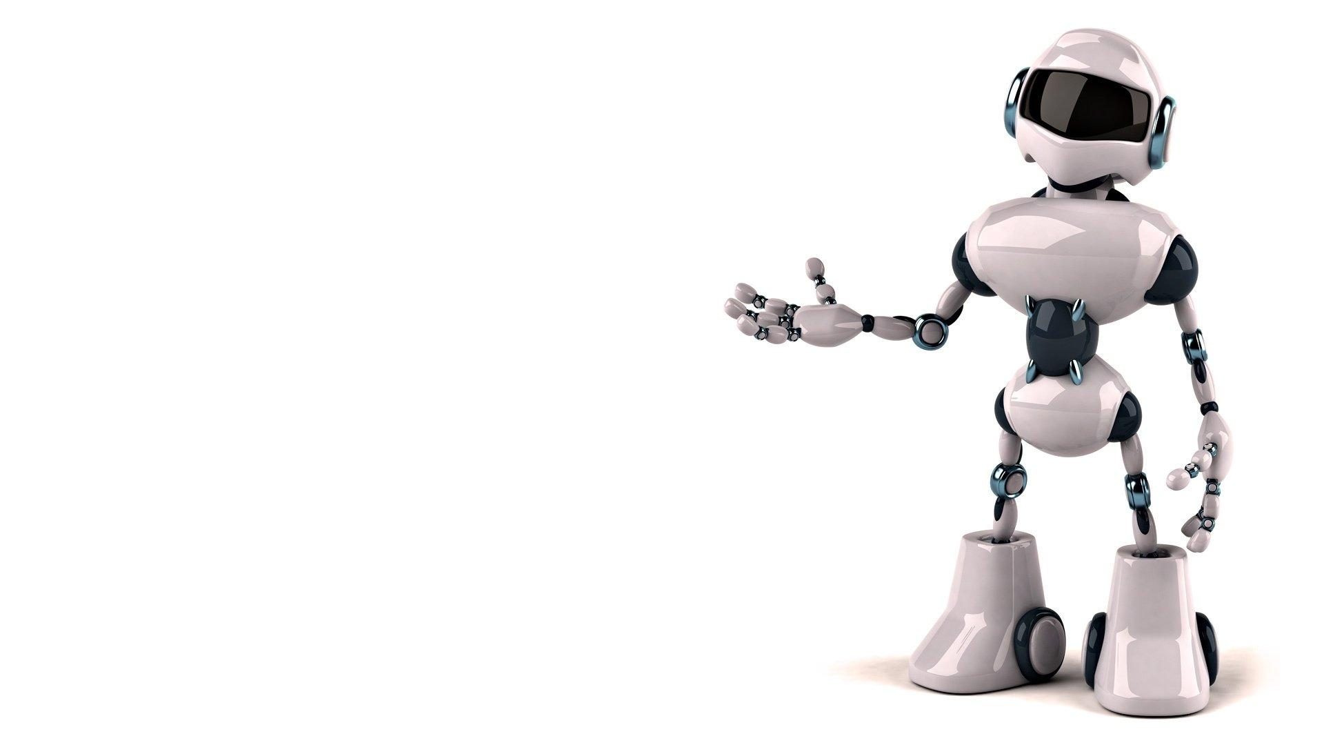 Robot Hd Wallpaper Wallpapersafari