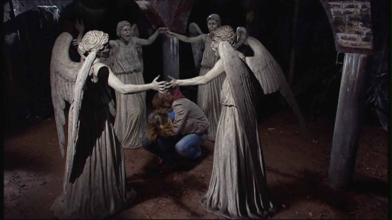 Weeping Angel Wallpaper Moving Screen 91 images in Collection 1600x900