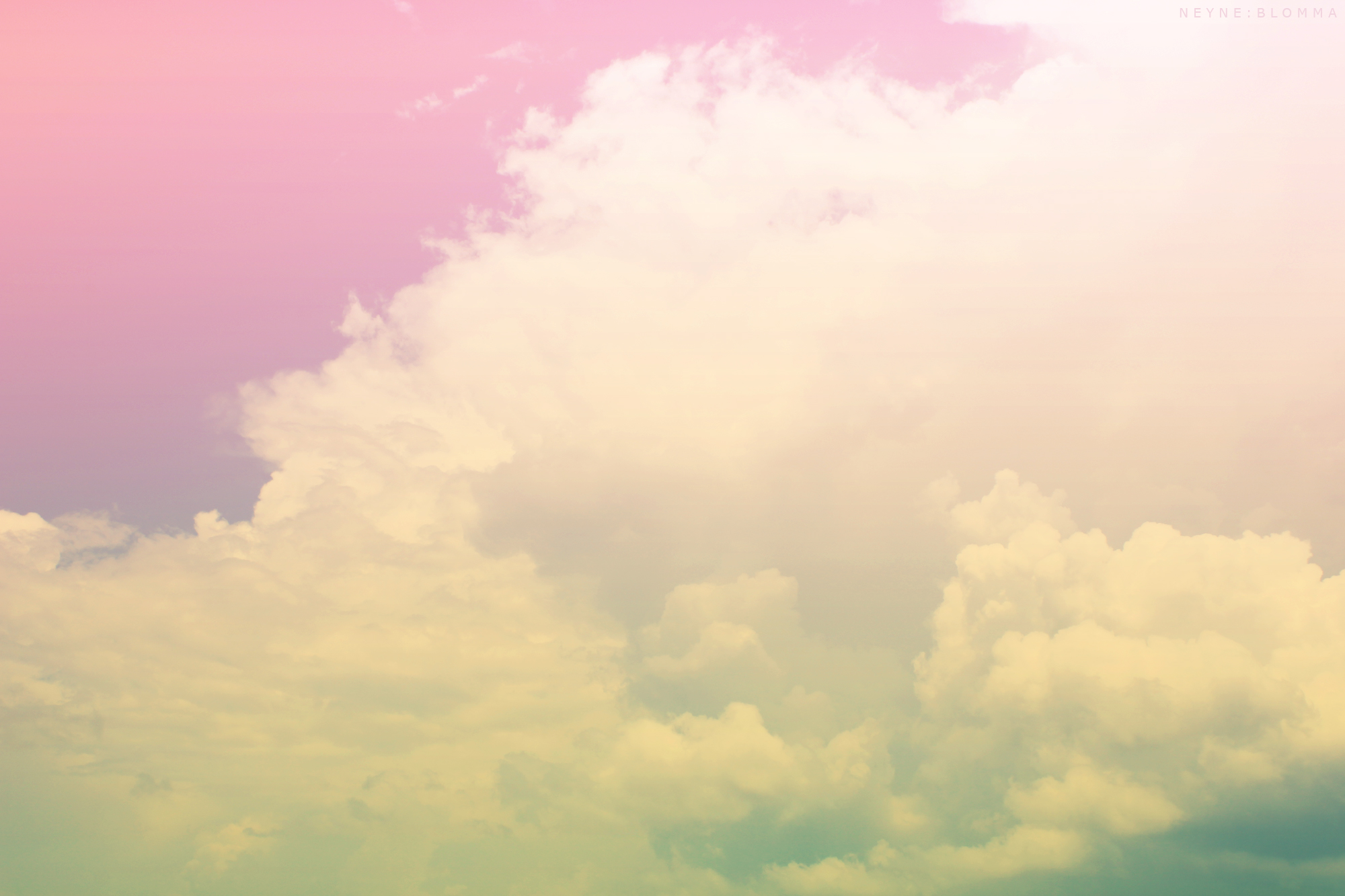 Pastel Cloud Tumblr Backgrounds Pastel goth background clouds 2000x1333