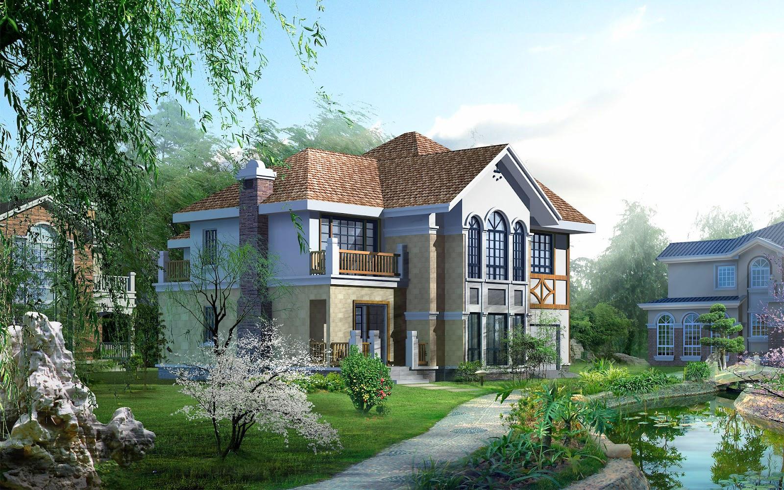 Beautiful Wallpaper For Home beautiful homes wallpaper - wallpapersafari