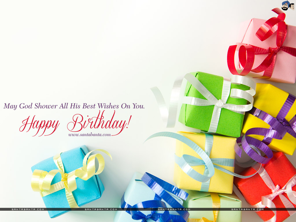 Birthday Wallpapers And Pictures 1024x768