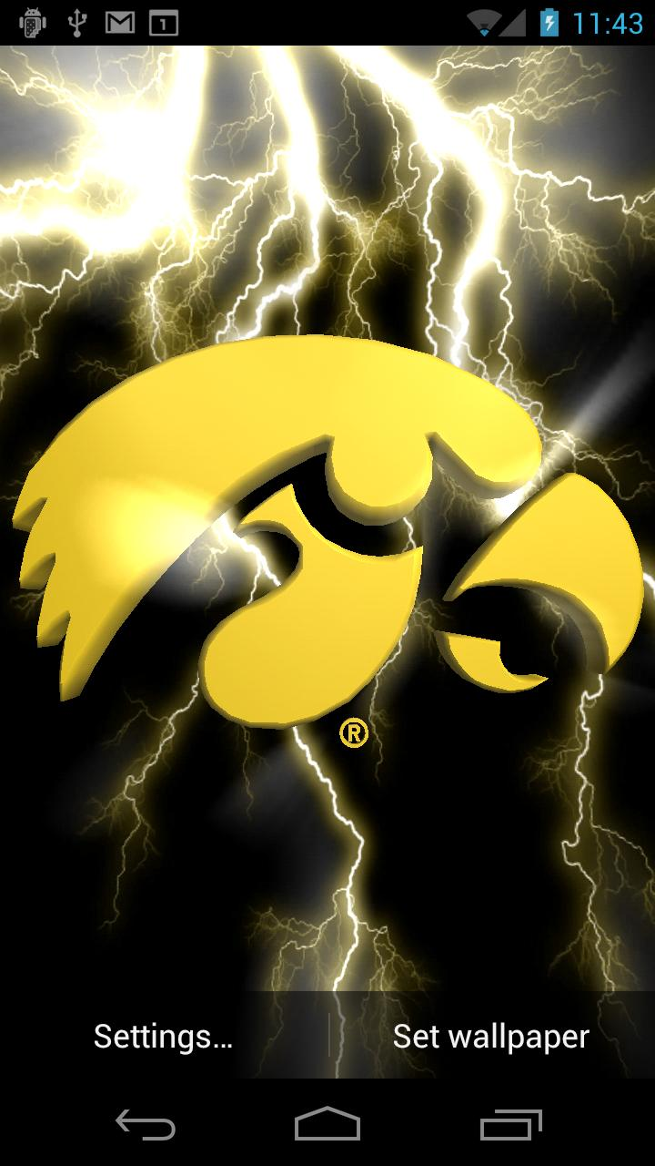 720x1280px Iowa Hawkeyes Football Wallpaper Wallpapersafari