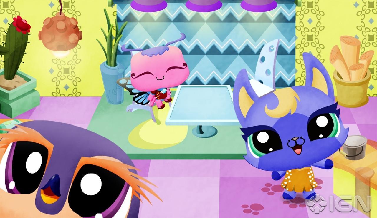 Littlest Pet Shop Online Screenshots Pictures Wallpapers   Web Games 1280x741