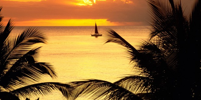 sunset wallpaper 660 330 st lucia news online lucia sunset wallpaper 660x330