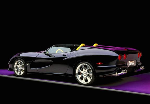 Wallpapers of Avelate Corvette C5 Speedster 2000 575x400