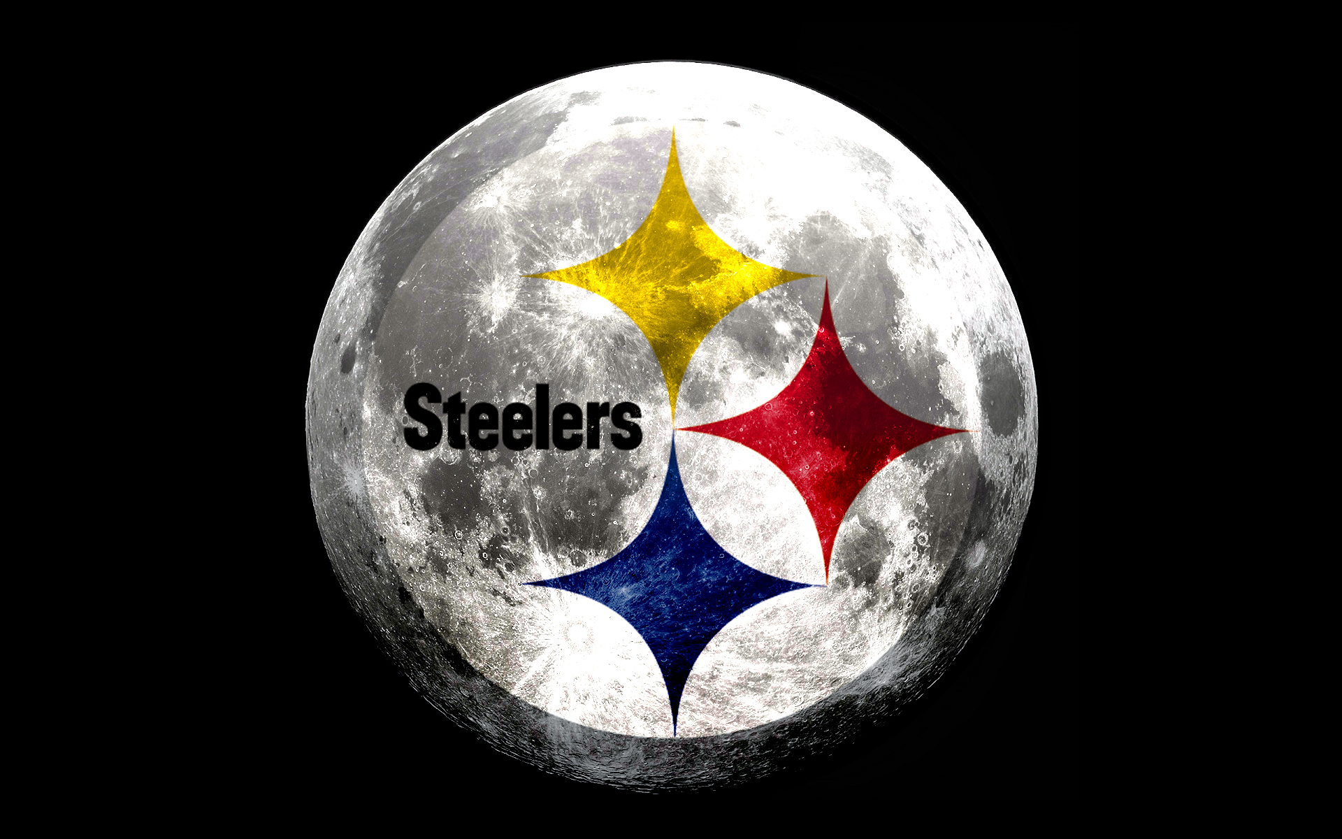 Pittsburgh Steelers Logo Wallpaper HD 1920x1200