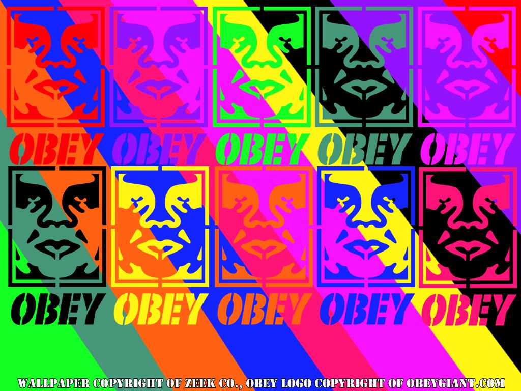 Obey Giant Wallpaper by fmafan5000 1024x768