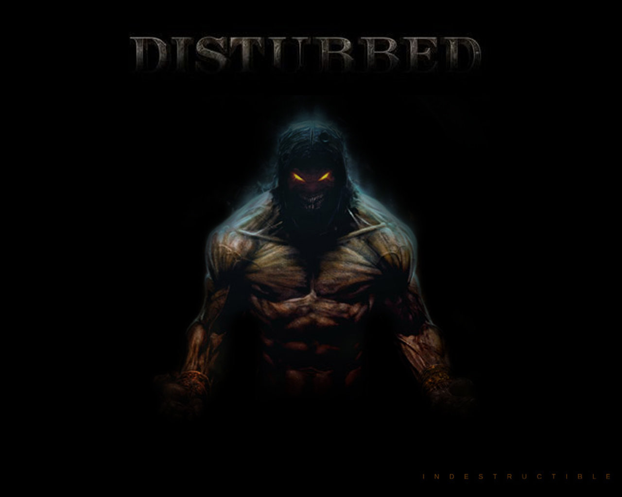 Disturbed Band Face