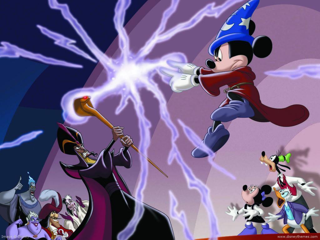 Disney Cartoon wallpaper   Classic Disney Wallpaper 14019459 1024x768