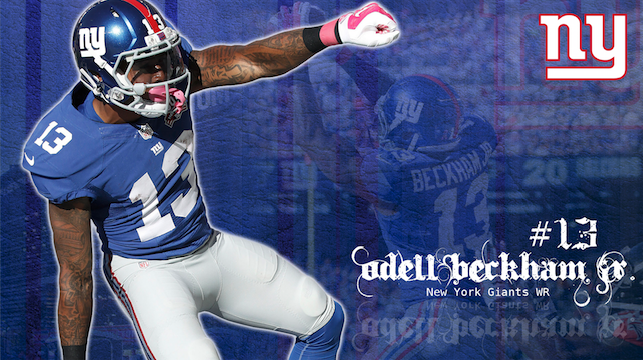 Thread Odell Beckham Jr wallpaper 643x360
