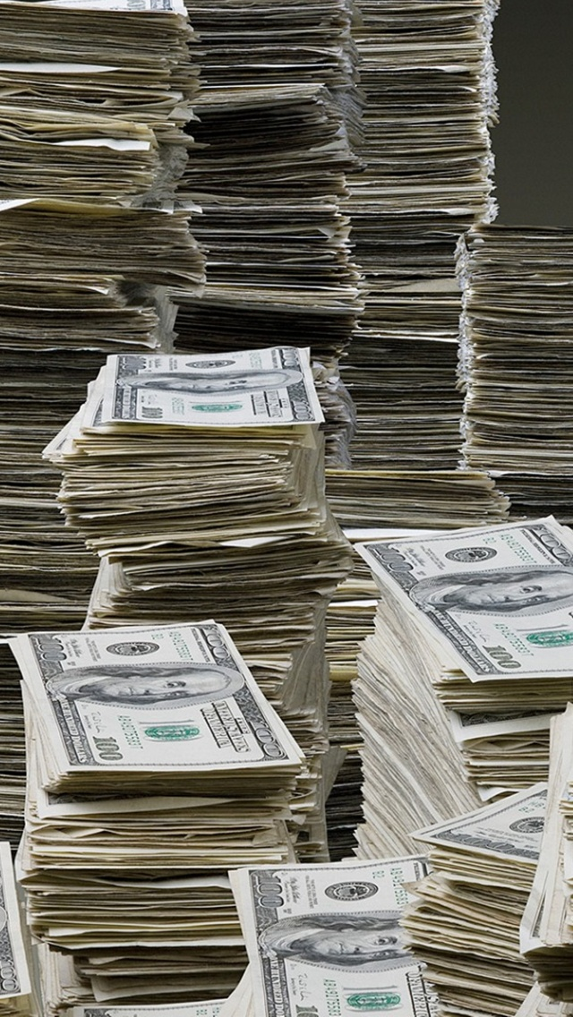 Cash Money iPhone 5 Wallpaper 640x1136 640x1136