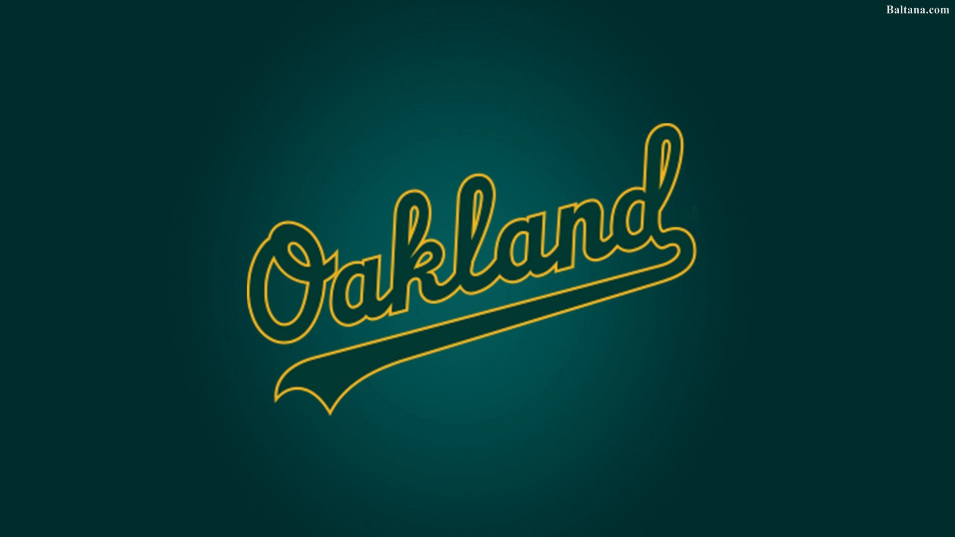 Oakland Athletics HD Desktop Wallpaper 33235   Baltana 1920x1080