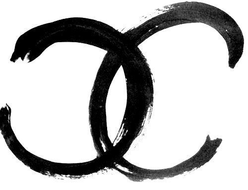 Download Chanel Logo Design Wallpaper HD 4534 Full Size 500x383