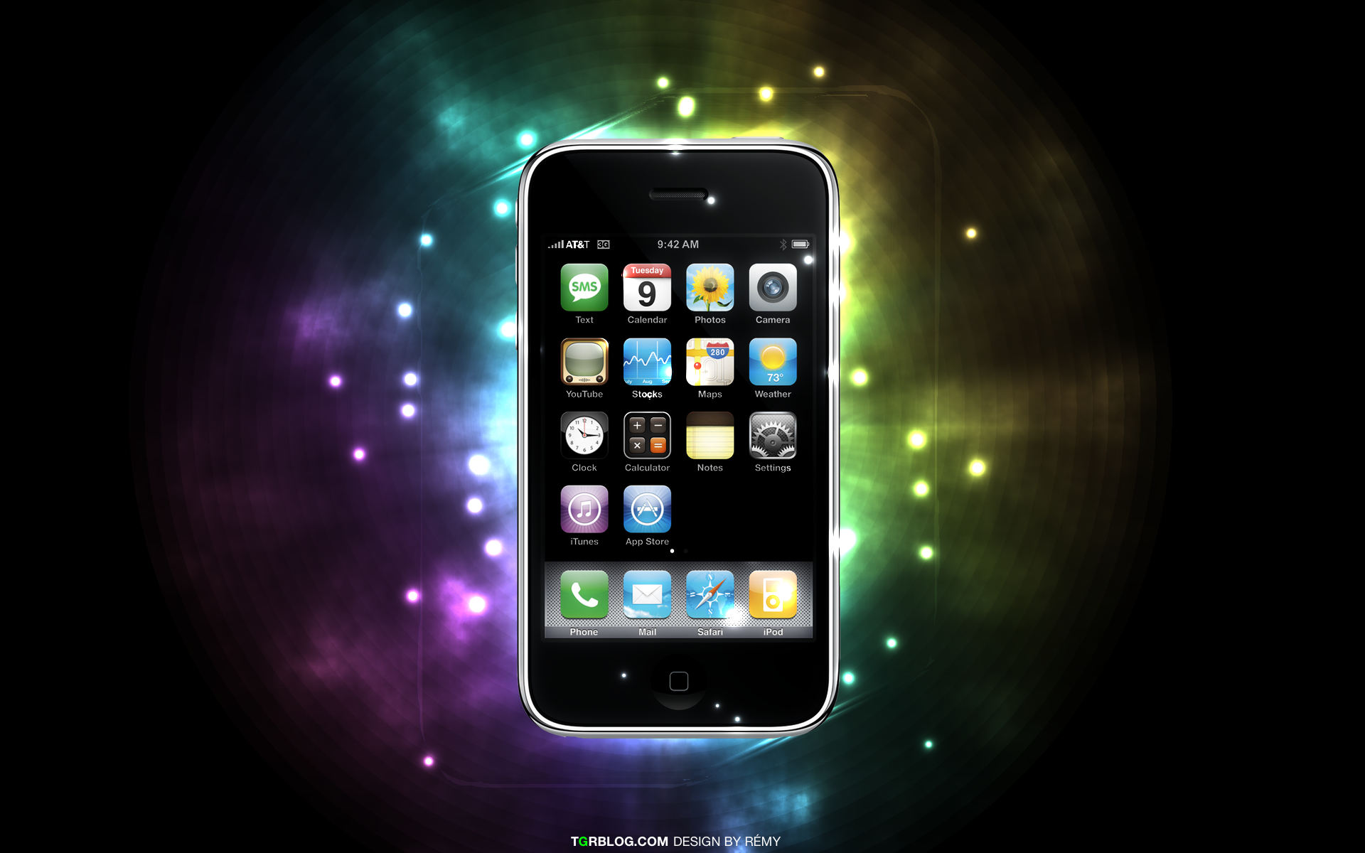 Apple Iphone Wallpapers: IPhone 3GS Wallpaper