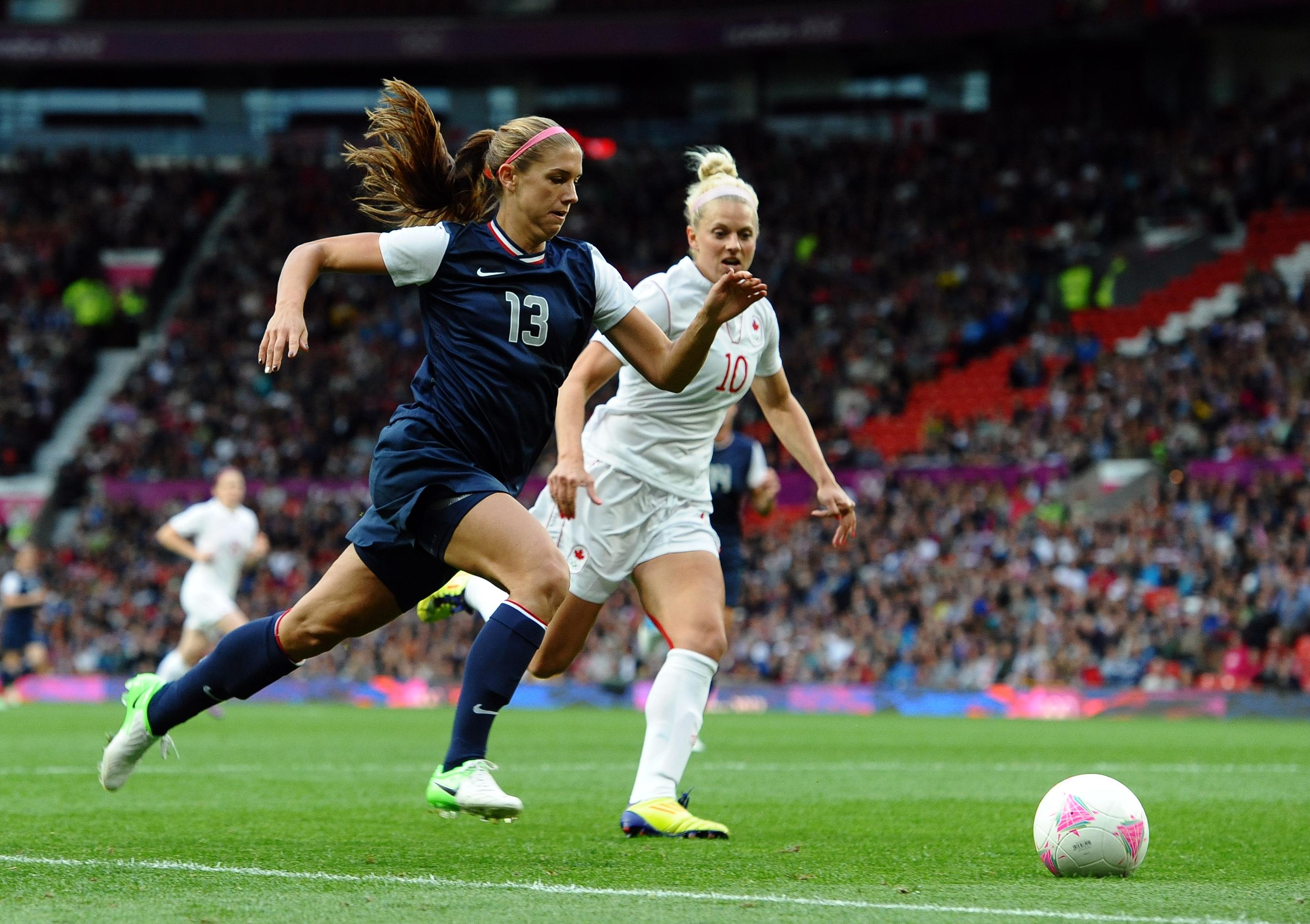 Usa Soccer Wallpapers: USA Women's Soccer Wallpapers