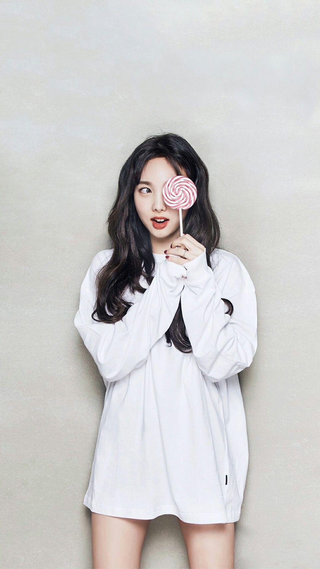 Free Download Twice X Ohboy 2018 Kpop Wallpaper Lockscreen