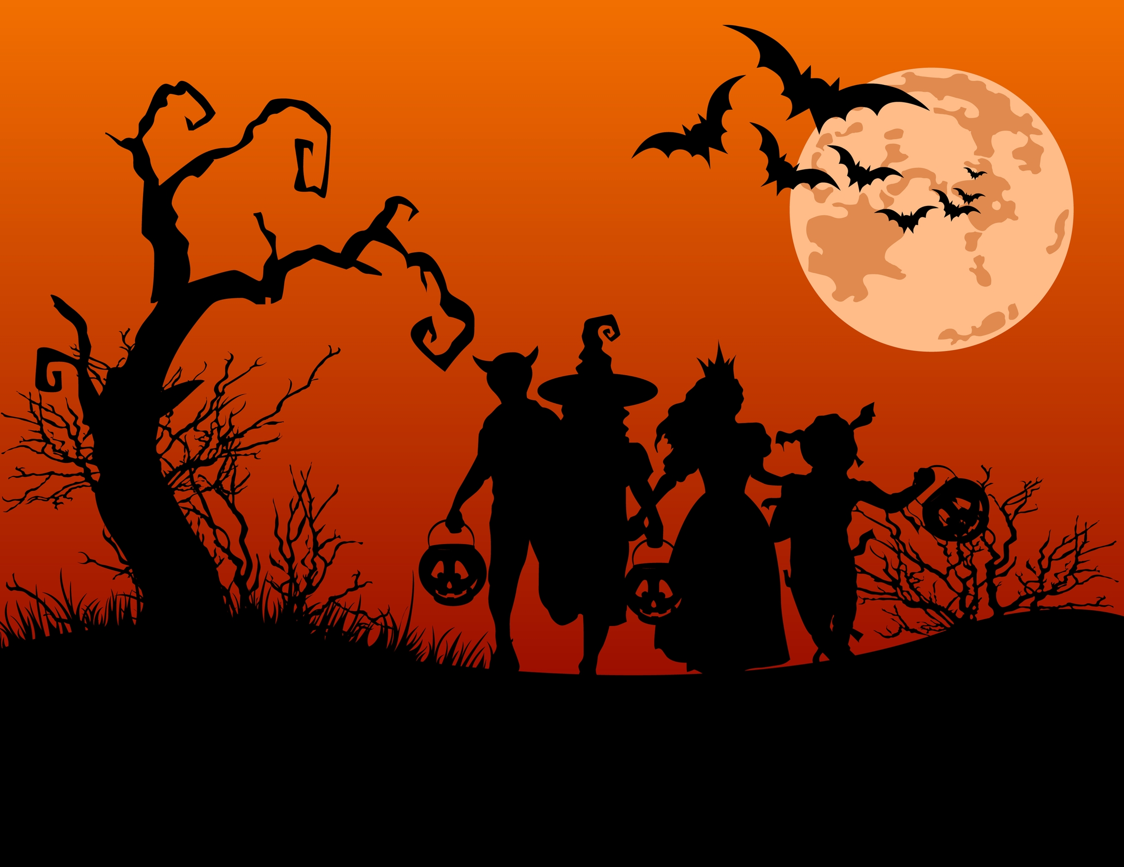 Here Are Some Of The Best Halloween Wallpapers And  Backgrounds 3 2278x1756