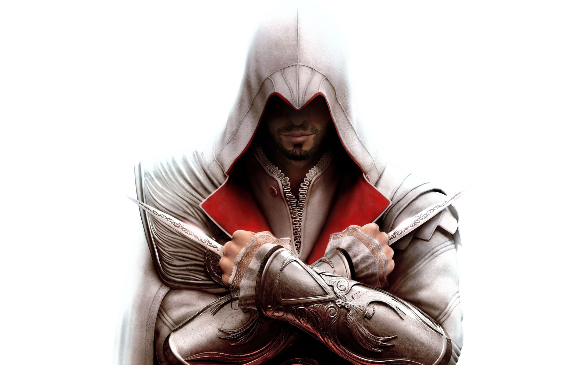 Free Download Ezio Assassins Creed Wallpaper 18695 1920x1200 For