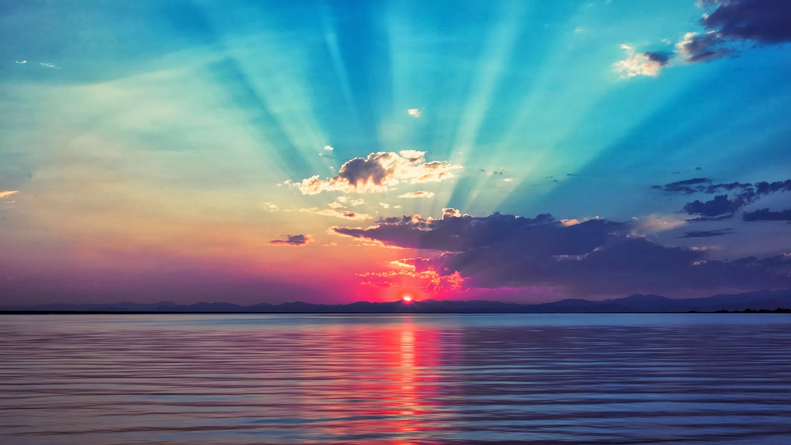 Sunrise HD Wallpaper - WallpaperSafari