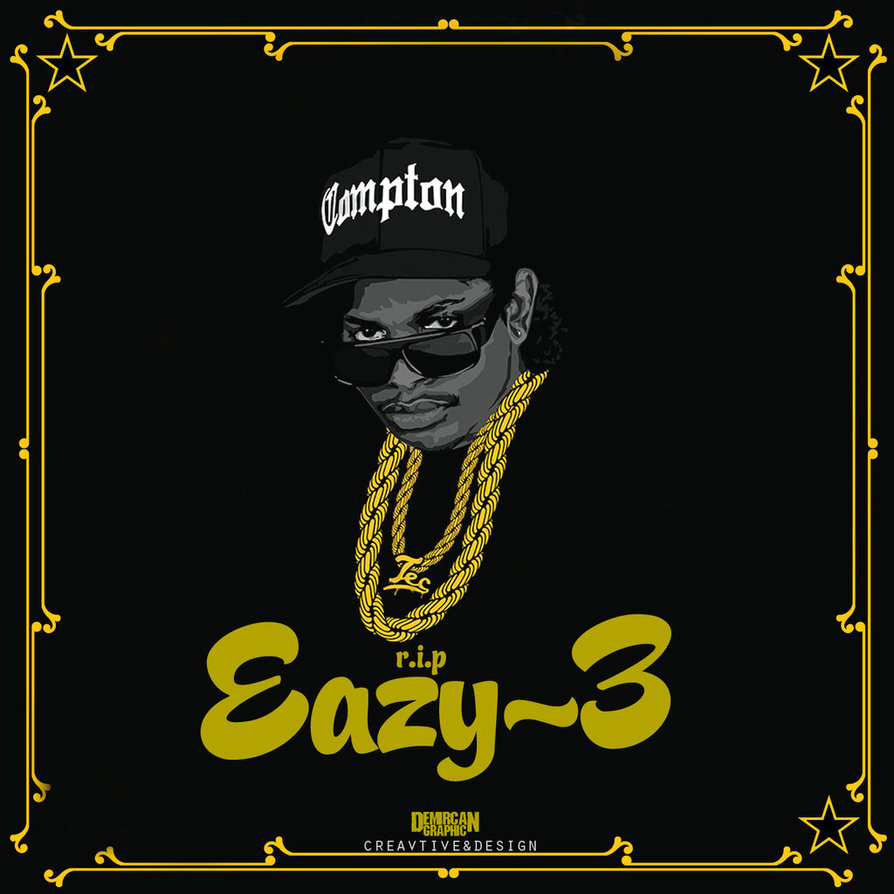 Eazy-E - Str8 Off Tha Streetz Of Compton