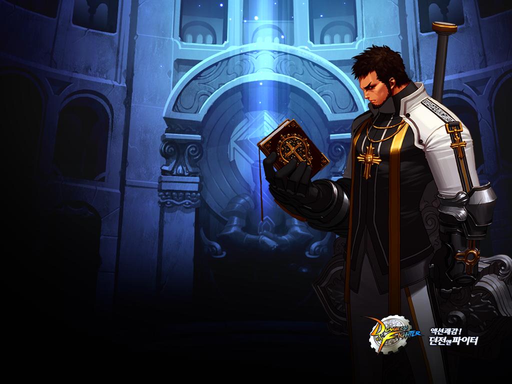 Dungeon Fighter Online Open Beta Wallpaper Update   MMORPG News 1024x768