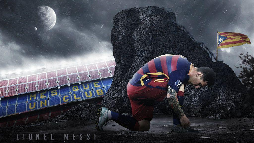 Wallpapers Lionel Messi 2016 1024x576