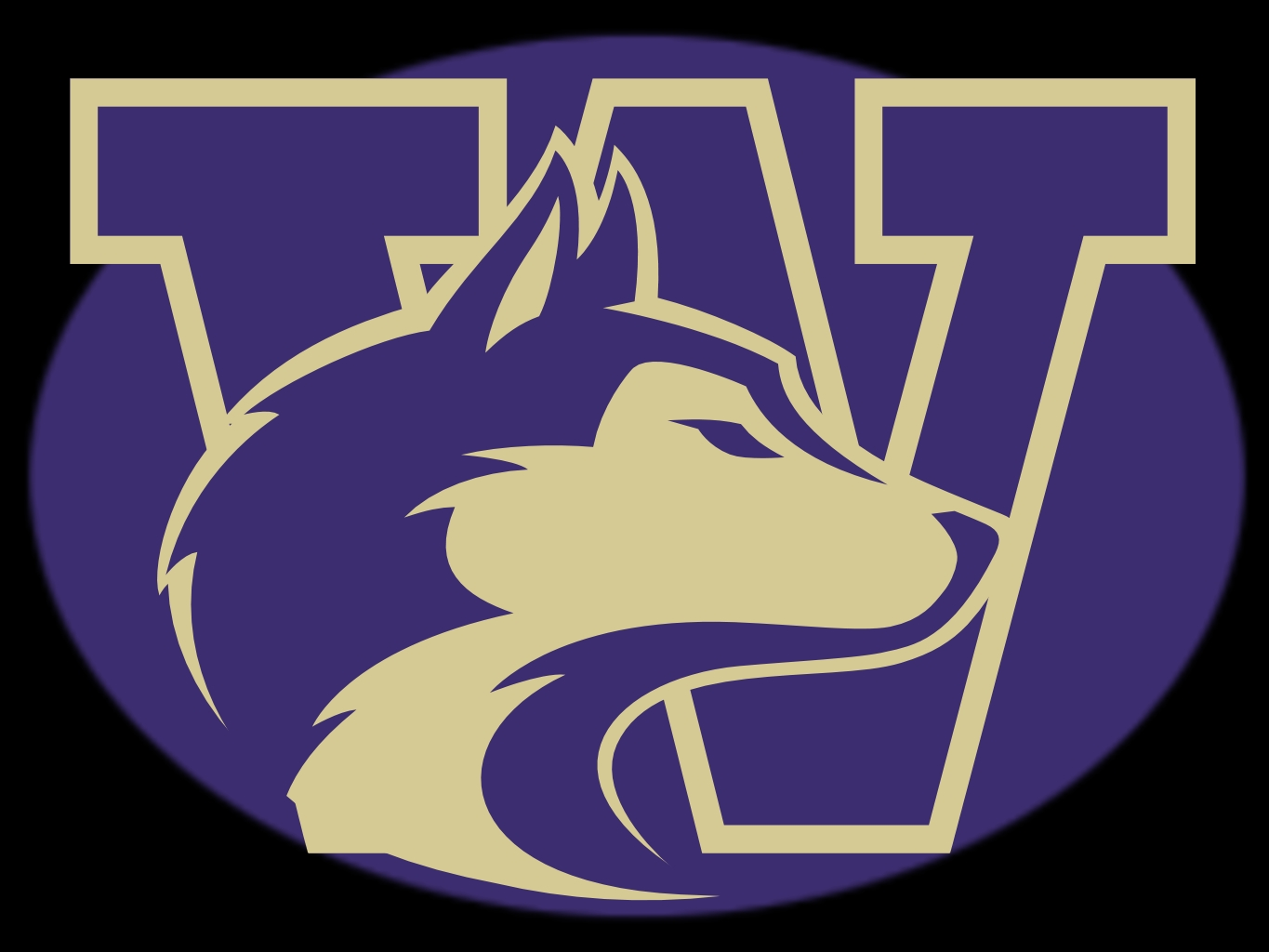 Uw Husky Logo Png University of washington 1365x1024