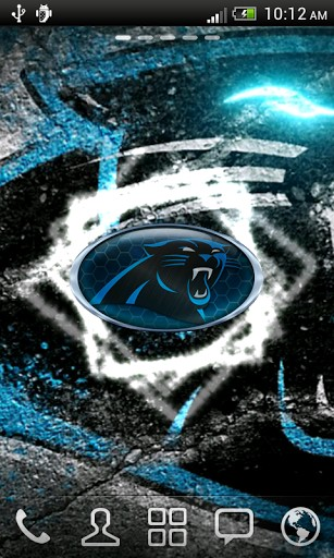 View bigger   Carolina Panthers Live WP for Android screenshot 307x512