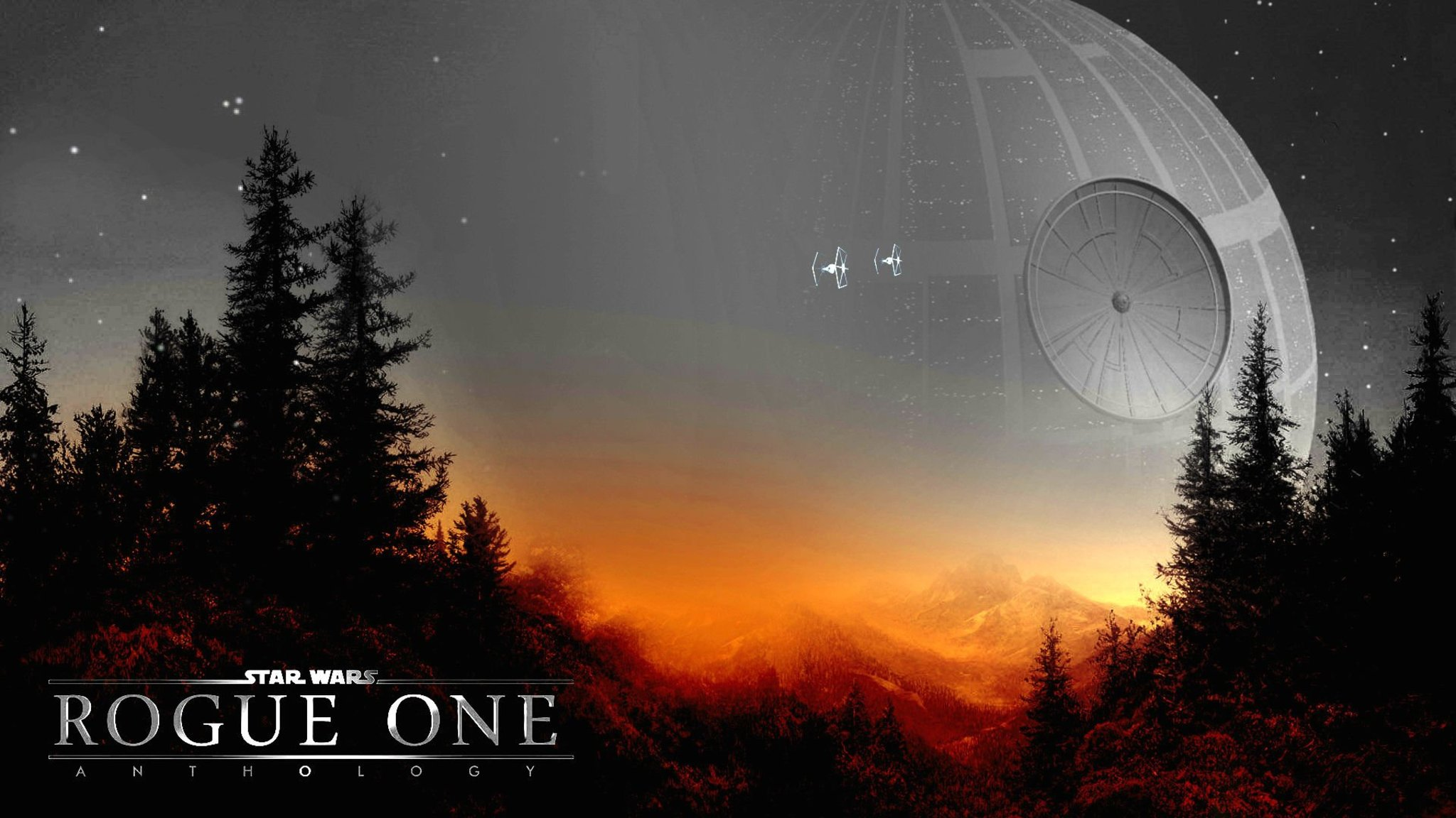 Free Download Rogue One Subtheme Of Star Wars Wallpaper