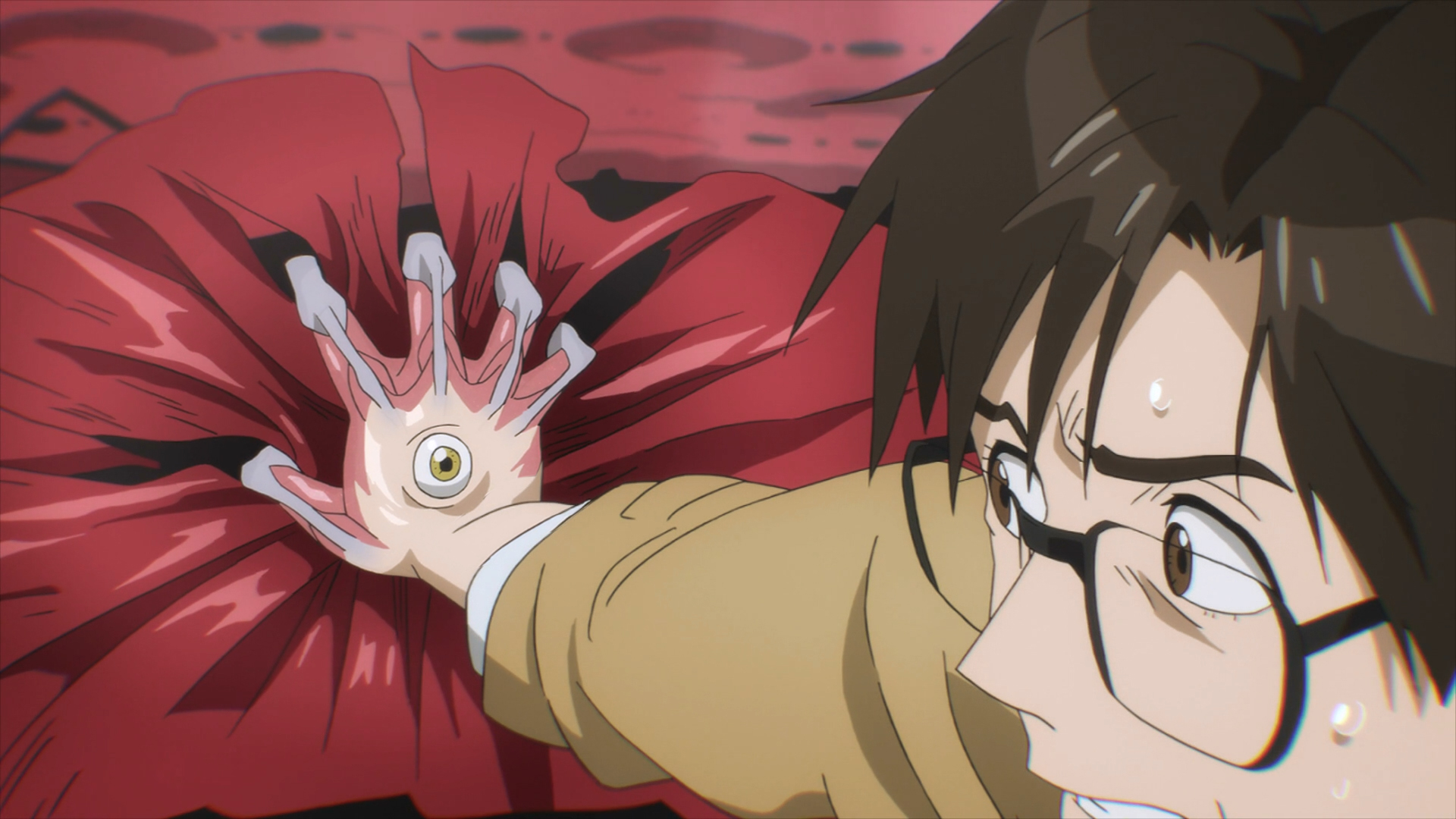 Anime   Parasyte  the Maxim  Izumi Shinichi Fond dcran 1920x1080