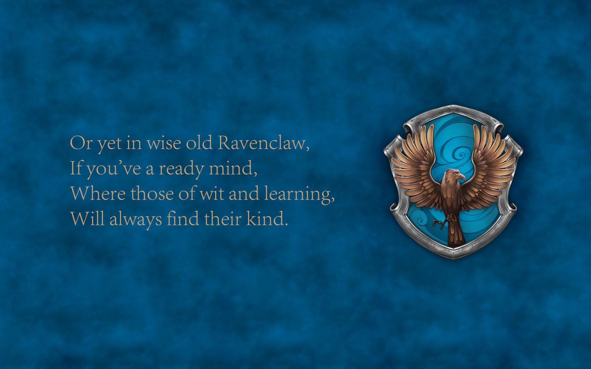 Ravenclaw Wallpaper HD - WallpaperSafari