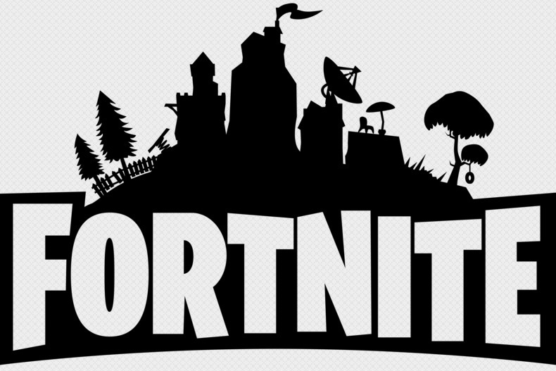 Logo   Fortnite Artwork theVideoGameGallerycom 790x527