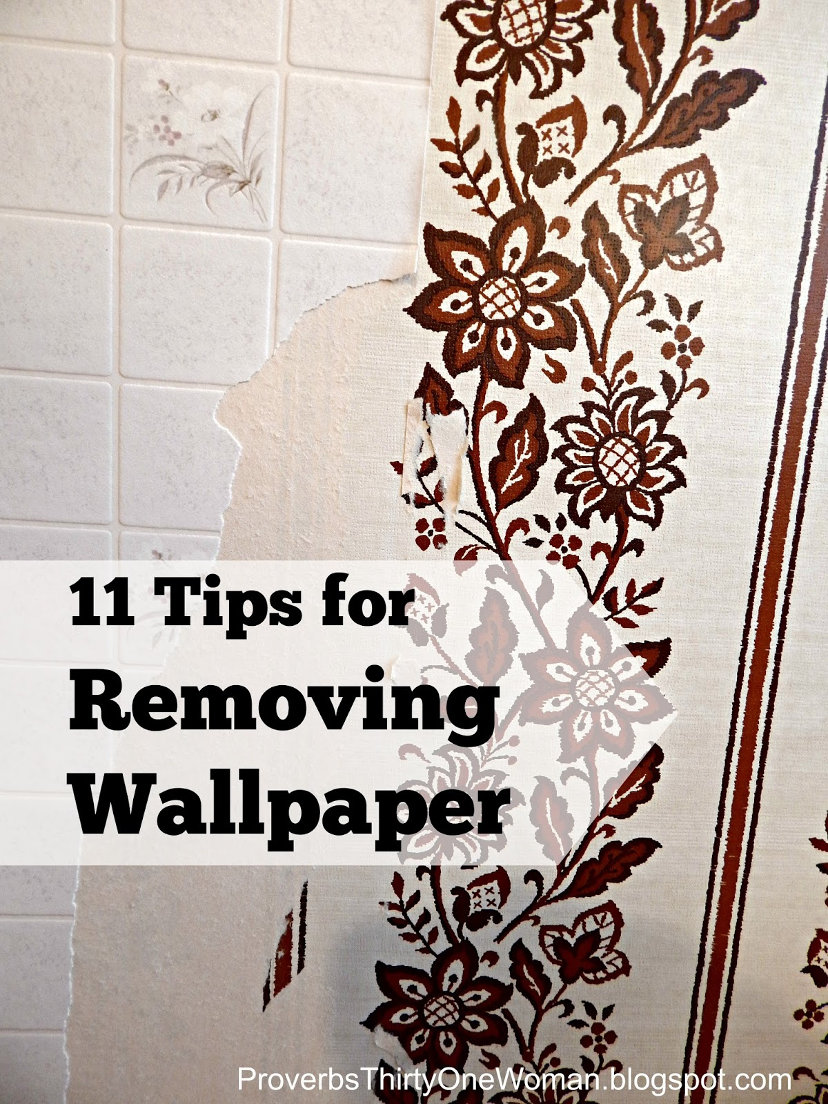 11 Tips for Removing Wallpaper 1200x1600