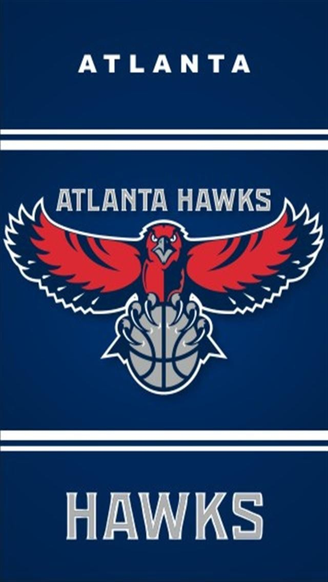 31 atlanta hawks hd wallpaper on wallpapersafari - Hawk iphone wallpaper ...