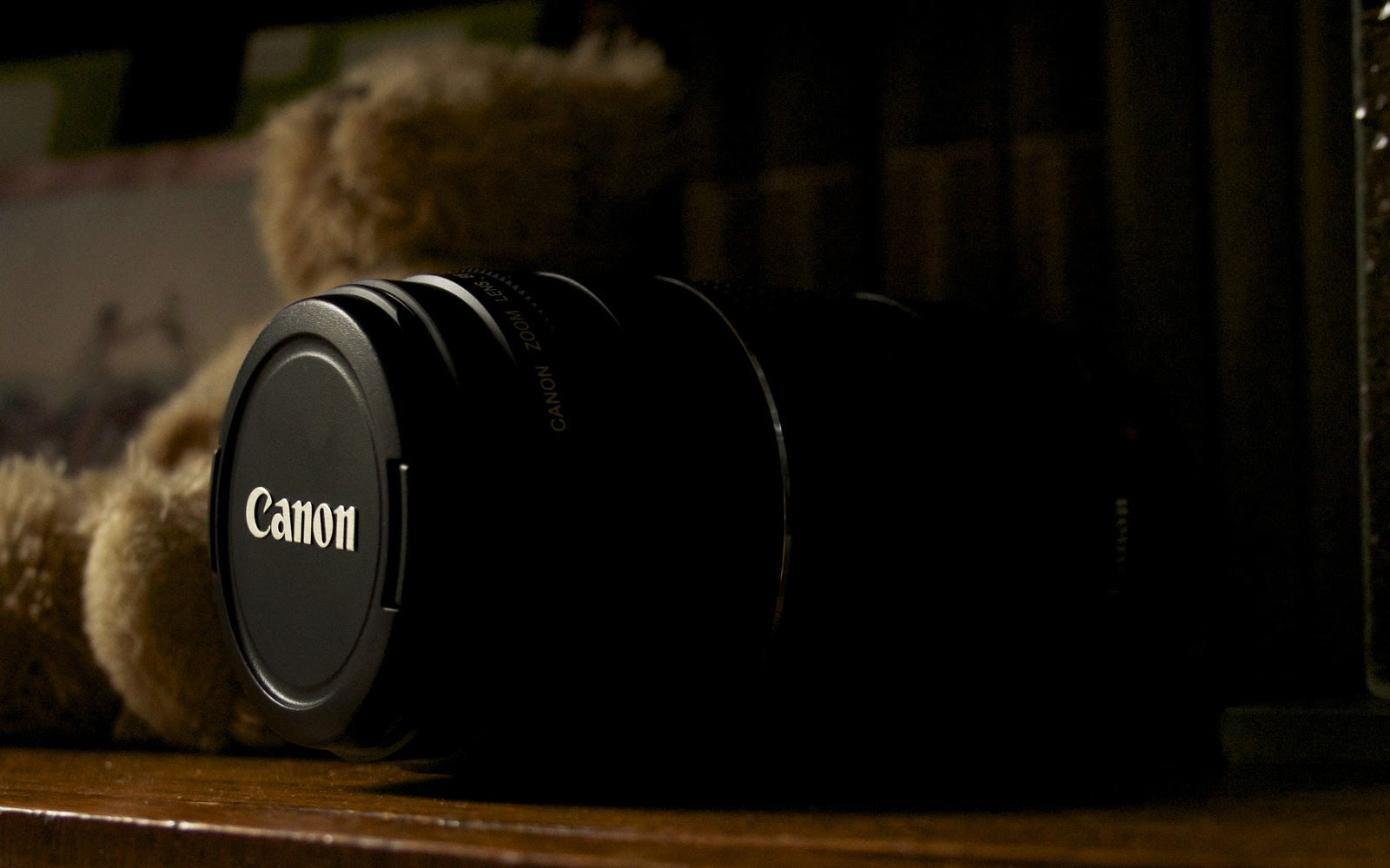 Canon Camera Wallpaper