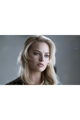 Margot Robbie wallpapers 320x480