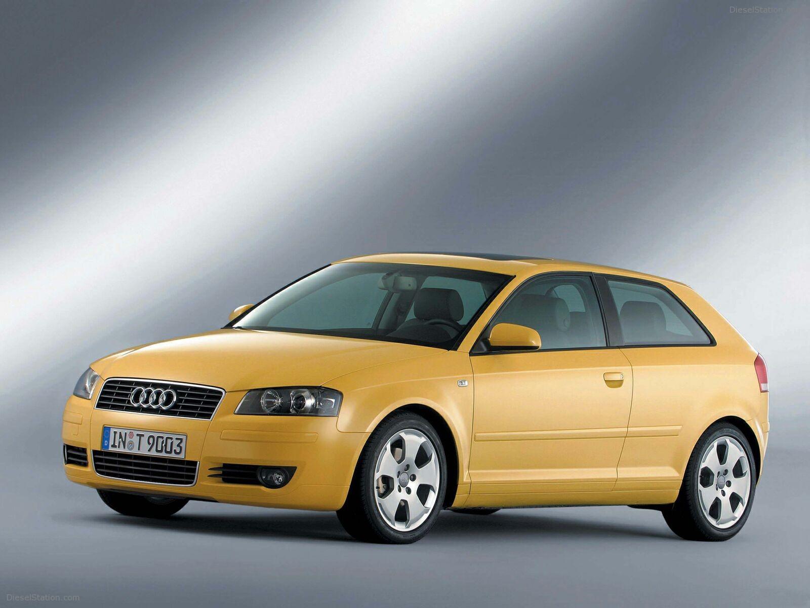 Home Audi Audi A3 2003 1600x1200