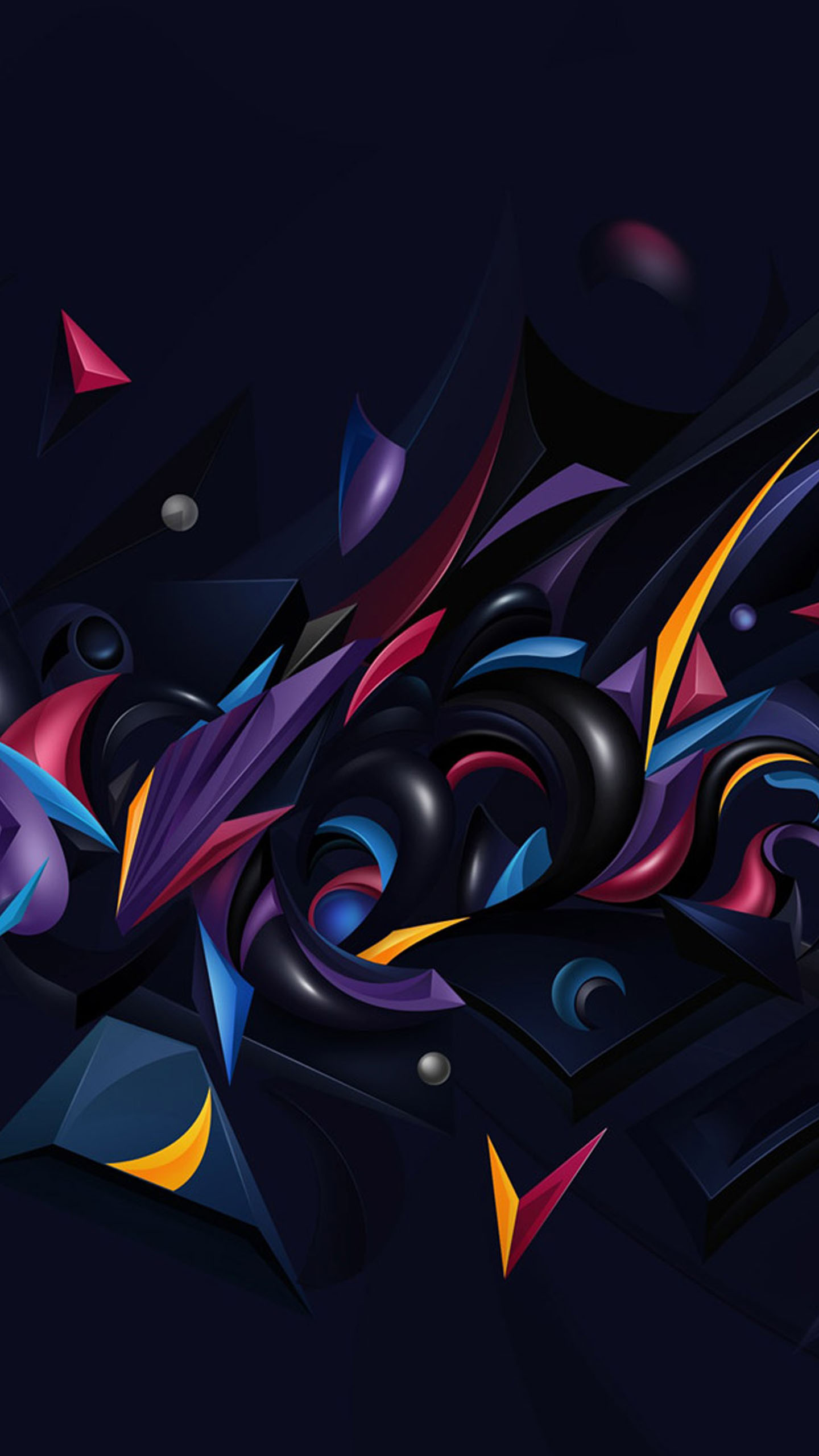 3D Samsung Galaxy S5 Wallpapers 03 Samsung Galaxy S5 Wallpapers 1440x2560
