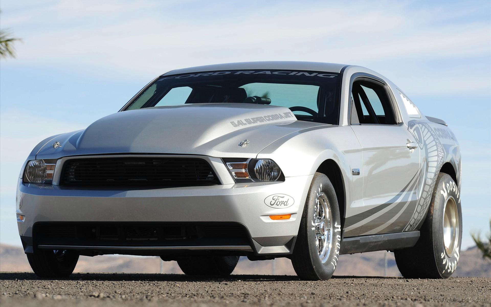 2010 Ford Mustang Cobra Jet Wallpapers HD Wallpapers 1920x1200
