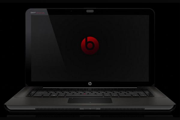 The HP Envy 15 Beats is a collaboration between HP and rapper Dr Dre 600x400