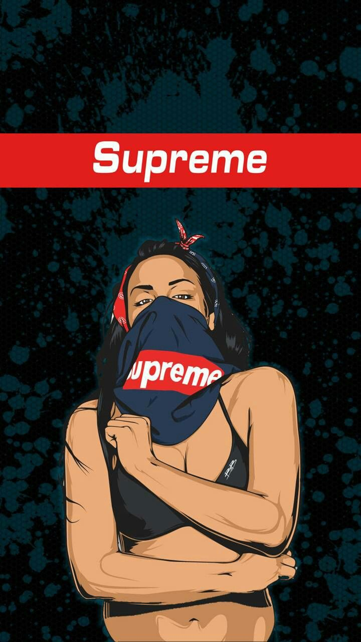 Pin by Natalie Lazo on Drawings Hypebeast wallpaper Supreme 720x1280